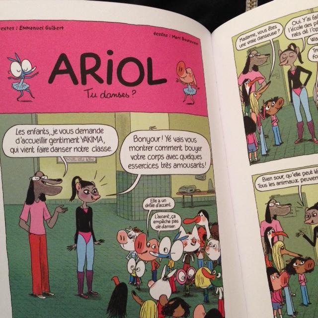 Carrément Ariol !