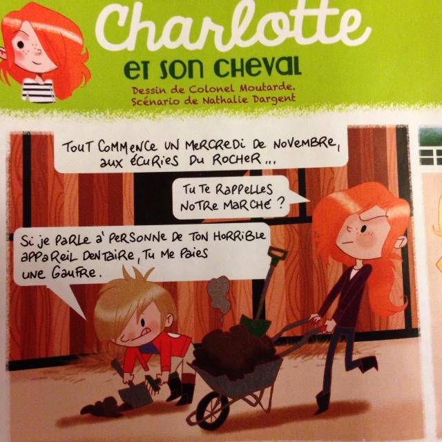 Charlie revient avec Puck, Arthur, Pénélope, et tous les chevaux !