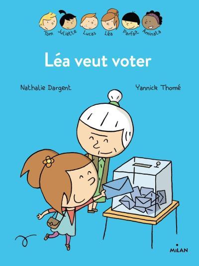 couv léa veut voter